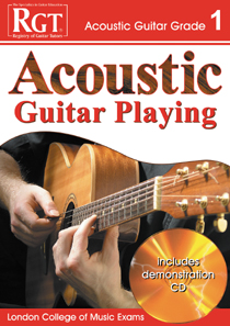 Acoustic Guitar Playing Grade 1
