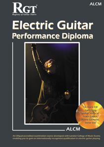 RGT ALCM Electric Guitar Performance Diploma Handbook