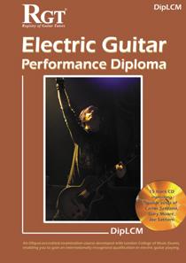 RGT DipLCM Electric Guitar Performance Diploma Handbook