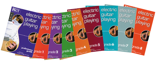 Electric Guitar Playing Full Set