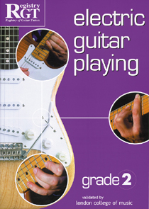 Electric Guitar Playing Grade 2