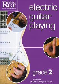 Electric Guitar Playing Grade 2