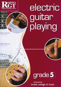 Electric Guitar Playing Grade 5