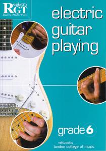 Electric Guitar Playing Grade 6