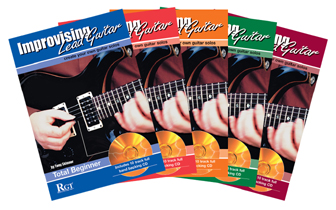 Electric Guitar handbooks