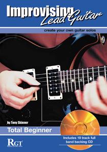 Improvising Lead Guitar Total Beginner