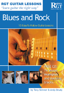 RGT Guitar Lessons - Blues and Rock