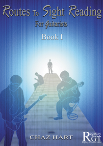 Routes to Sight Reading for Guitarists - Book1