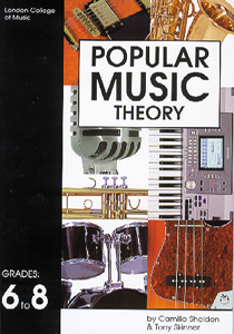 Popular Music Theory Advanced Book